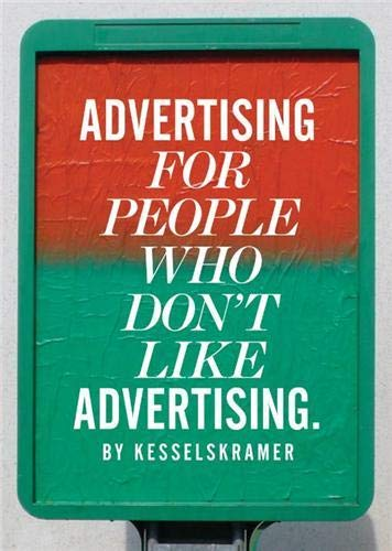 9781856698252: Advertising for People Who Don't Like Advertising