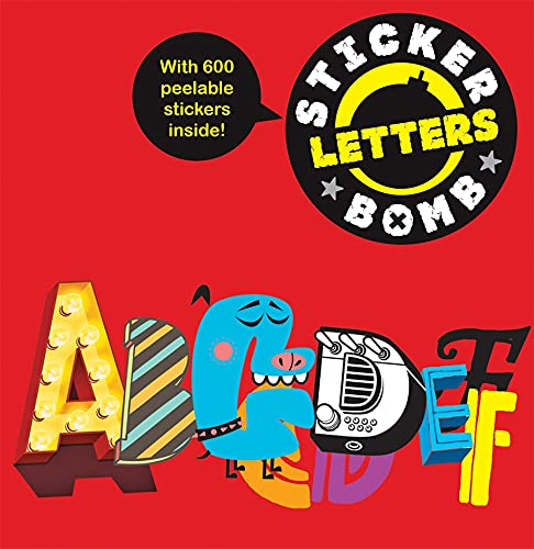 9781856698283: Stickerbomb Letters