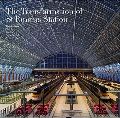 9781856698825: The Transformation of St Pancras Station