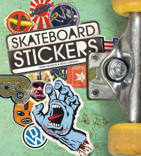 9781856698863: Skateboard Stickers
