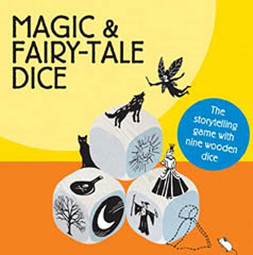 9781856699198: Magic and Fairy-tale Dice (Story Telling Game)