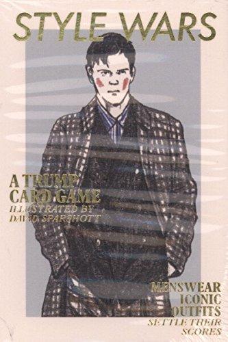 Style Wars: A Trump Card Game: Sparshott, David
