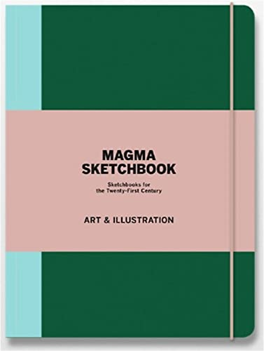 9781856699242: Magma Sketchbook: Art & Illustration: Sketchbooks for the Twenty-first Century