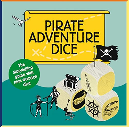 9781856699389: Pirate Adventure Dice
