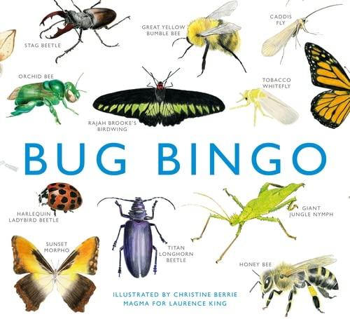 9781856699402: Bug Bingo (Magma for Laurence King)