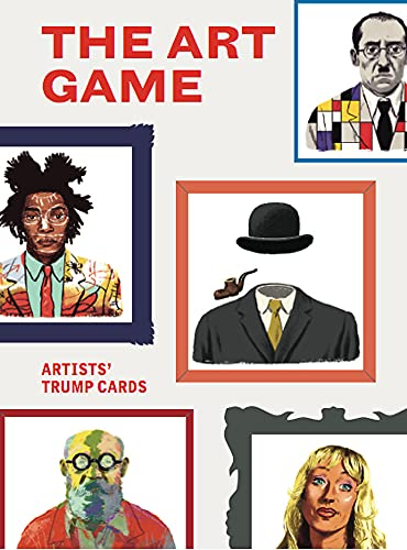 The Art Game: Artists' Trump Cards (Trump Card Games): James Cahill; Mikkel Sommer