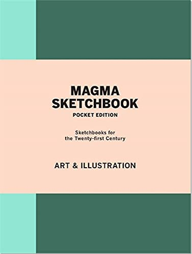 9781856699730: Magma Sketchbook: Art & Illustration: Mini edition