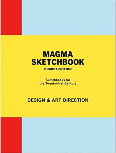 9781856699747: Magma Sketchbook: Design & Art Direction: Pocket Edition