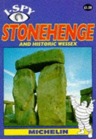 I-Spy Stonehenge and Historic Wessex (Michelin I-Spy)
