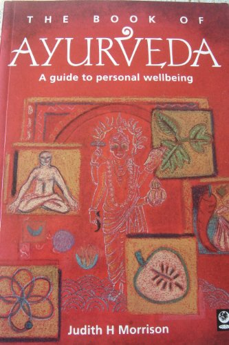 9781856750073: The Book of Ayurveda
