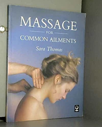 9781856750318: MASSAGE FOR COMMON AILMENTS