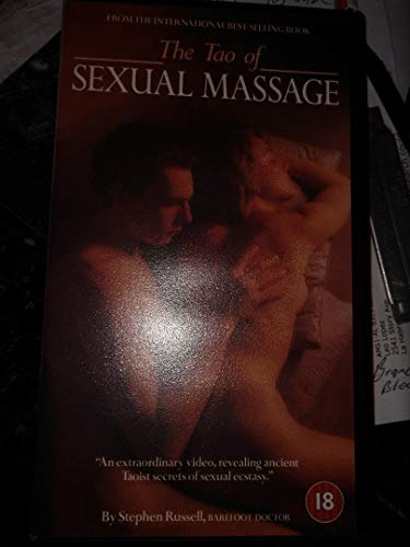 9781856750875: The Tao of Sexual Massage: Book and Video
