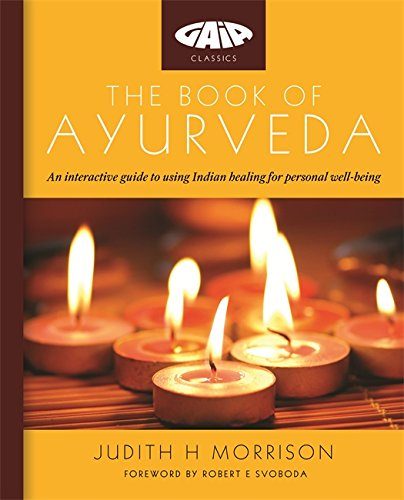 9781856751636: The Book of Ayurveda