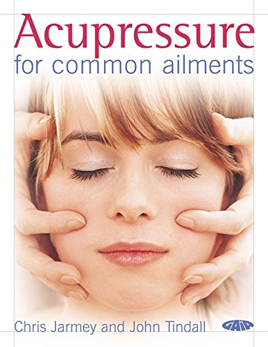 9781856752435: Acupressure for Common Ailments