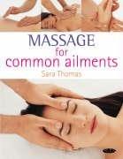 9781856752541: Massage for Common Ailments