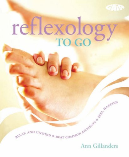 9781856752985: Reflexology: Simple Routines for Home, Work and Travel