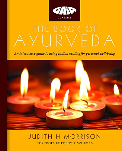 9781856753340: The Book of Ayurveda (Gaia Classics)