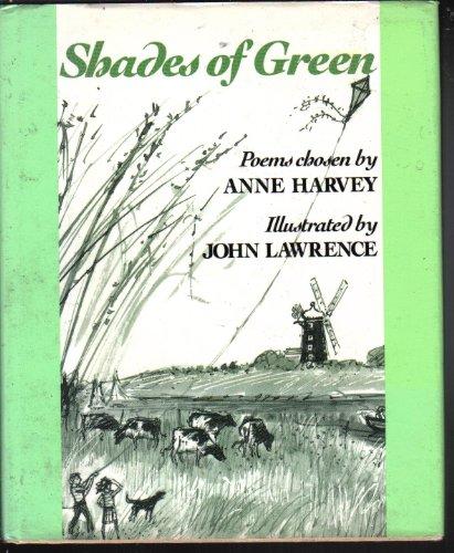9781856810319: Shades of Green