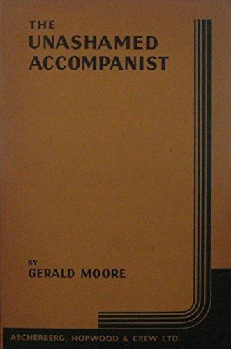 9781856811439: The Unashamed Accompanist