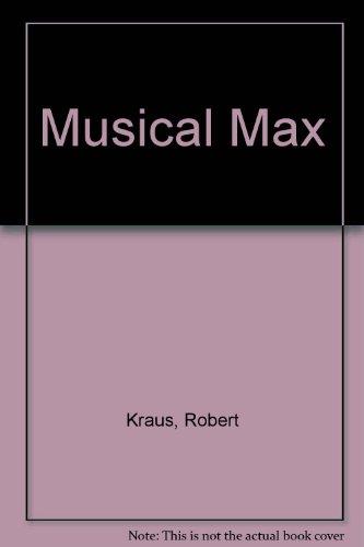 9781856811804: Musical Max