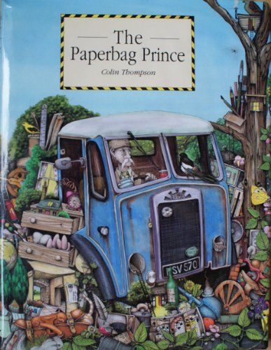 9781856812016: The Paperbag Prince