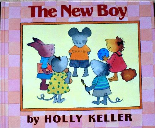 9781856812313: The New Boy