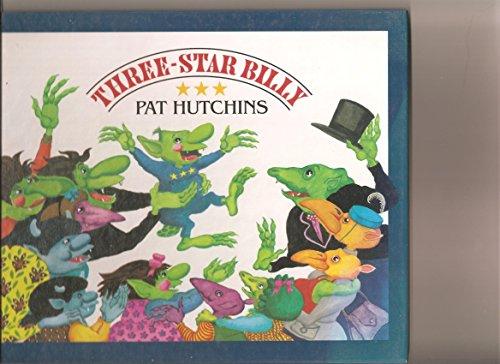 9781856812634: Three Star Billy (Monster)