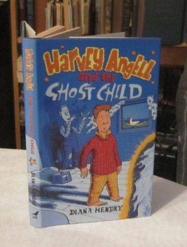 9781856815147: Harvey Angell and the Ghost Child