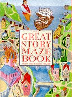 The Great Story Maze Book: Snape, Juliet, Snape, Charles