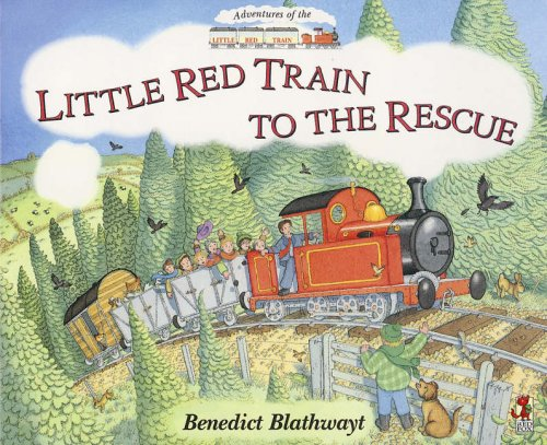 9781856815734: Little Red Train to the Rescue