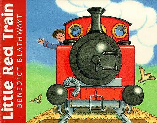 9781856815840: Little Red Train (Board Books)