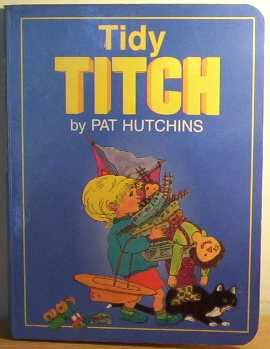 9781856817141: Tidy Titch - Board Book