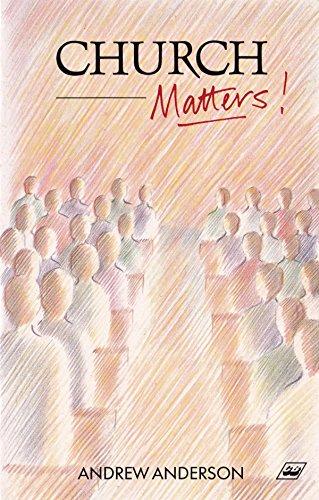 9781856840262: Church Matters!