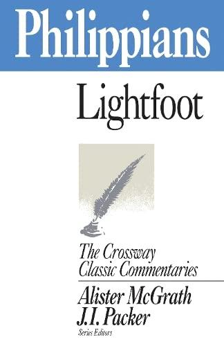 9781856841016: Philippians (Crossway Classic Commentary)