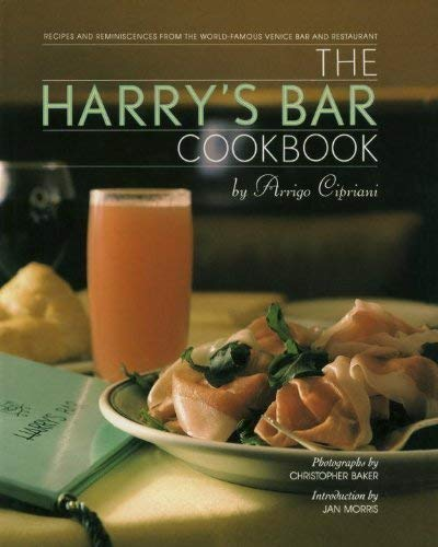 9781856850087: The Harry's Bar Cookbook