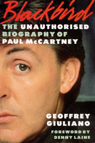9781856850100: Blackbird: Unauthorized Biography of Paul McCartney