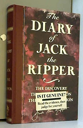 THE DIARY OF JACK THE RIPPER: Harrison, Shirley (Narrative By.)
