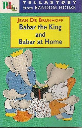 9781856860314: Babar the King and Babar at Home