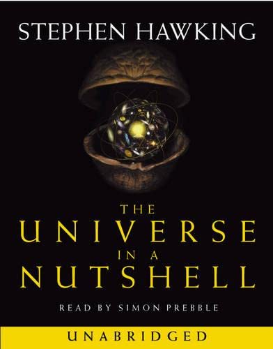 The Universe in a Nutshell (1856866661) by Stephen Hawking