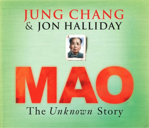 9781856868433: Mao: The Unknown Story