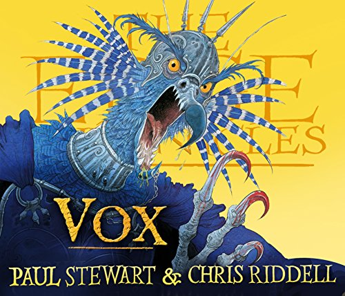 Vox (185686877X) by Paul Stewart; Chris Riddell