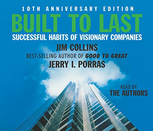 9781856868785: Built To Last: Successful Habits of Visionary Companies