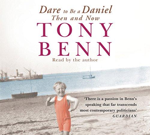 Dare to Be a Daniel: Benn, Tony