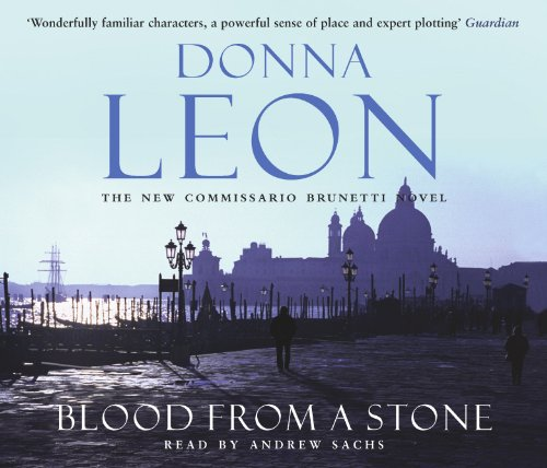 9781856869720: Blood From A Stone: (Brunetti 14)