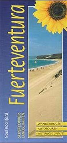 9781856911108: Landschaften auf Fuerteventura. Sunflower: Ein Auto- und Wanderführer