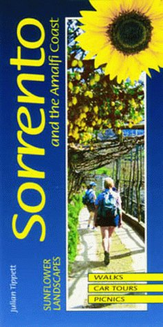 Landscapes of Sorrento and the Amalfi Coast (Sunflower Countryside Guides): Julian Tippett