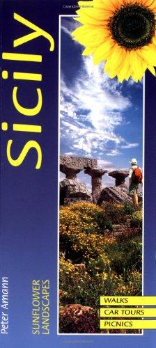 9781856911580: Sunflower Landscapes Sicily: Sunflower Landscapes Sicily (Sunflower Guides Sicily)