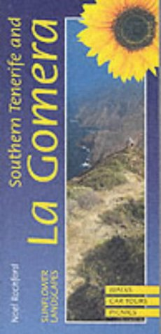 9781856912181: Sunflower Landscapes of Southern Tenerife and La Gomera: A Countryside Guide (Landscapes)