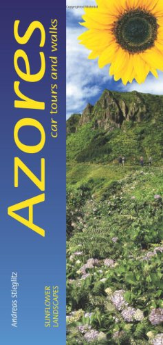 9781856913515: Azores: Car Tours and Walks (Landscapes)