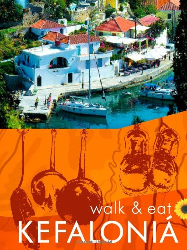 9781856913669: Kefalonia (Greece) Walk & Eat Series (Walk and Eat)